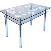 Кухонні столи скляні